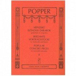 Popper. Piezas Populares de...