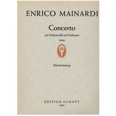 Mainardi, En Concierto (1960) (Cello y Piano)
