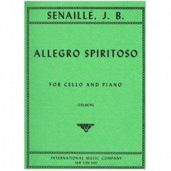 Allegro Spiritoso (Cello y Piano)