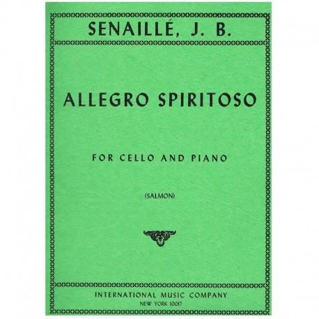 Allegro Spiritoso (Cello y Piano)
