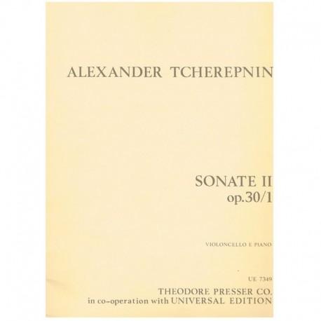 Sonata II Op.30/1 (Cello y Piano)