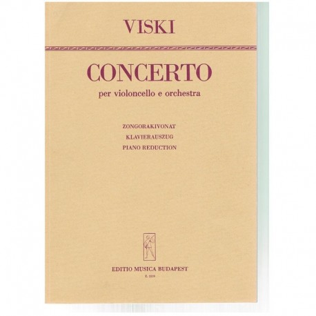 Viski Concierto (Cello y Piano)