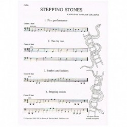 Colledge. Stepping Tones (Cello)