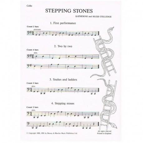Colledge. Stepping Tones (Cello)