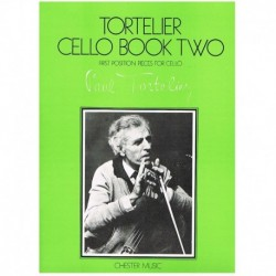 Tortelier. Cello Book 2 (First Position Pieces for Cello)