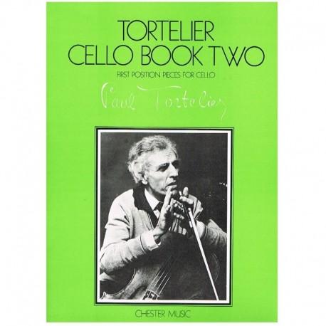 Tortelier. Cello Book 2 (First Position Pieces for Cello)