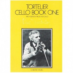 Tortelier. Cello Book 1 (First Position Pieces for Cello)