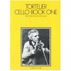 Tortelier Cello Book 1...