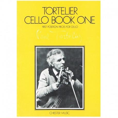 Tortelier. Cello Book 1 (First Position Pieces for Cello)