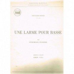 Rossini. Une Larme Pour...