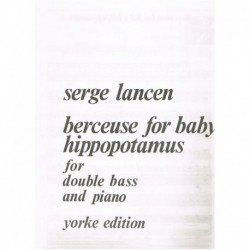 Lancen. Berceuse for Baby...
