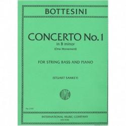 Concierto Nº1 Sib menor (Contrabajo y Piano)