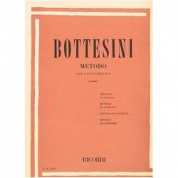 Bottesini. Metodo para Contrabajo