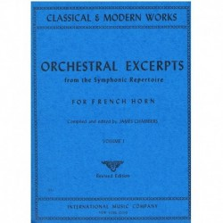 Orchestral Excerpts Vol.1 (Trompa)