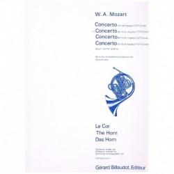 Mozart. Concierto en Mib Mayor Nº2 K417 (Trompa y Piano)