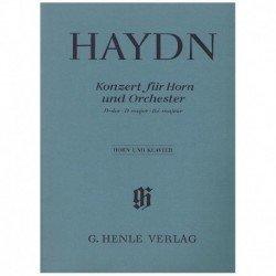 Haydn. Concierto en Re...