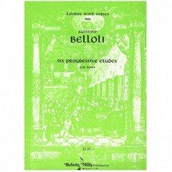 Belloli. 6 Estudios...