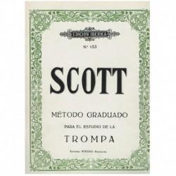 Scott. Metodo Graduado para el Estudio de la Trompa