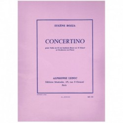 Bozza. Concertino (Tuba y Piano)