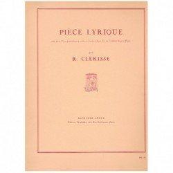 Clerisse. Pieza Lirica (Tuba y Piano)