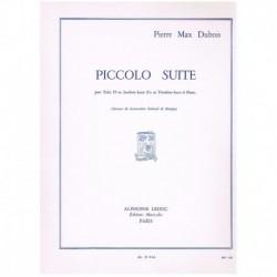 Dubois, Pier Piccolo Suite (Tuba y Piano)