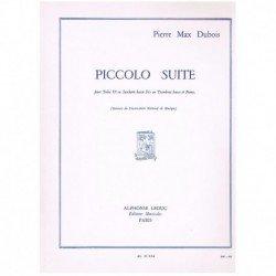 Dubois. Piccolo Suite (Tuba y Piano)