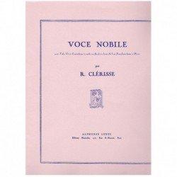 Clerisse. Voce Nobile (Tuba y Piano)