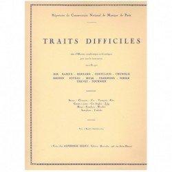 Varios.Traits Difficiles Vol.2 (Tuba)