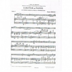 Charles. Cortege et Danse (Tuba y Piano)