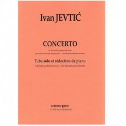 Jevtic. Concierto (Tuba y Piano)