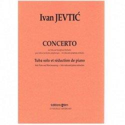 Jevtic. Concierto (Tuba y...