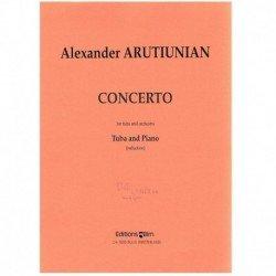 Arutunian. Concierto (Tuba y Piano)
