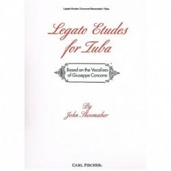 Concone, Giu Legato Etudes for Tuba (Adapt. John Shoemaker)