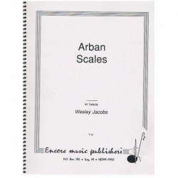 Arban Scales (Adapt. Wesley Jacobs) (Tuba)