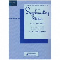 Endresen, R. Supplementary Studies (Tuba)