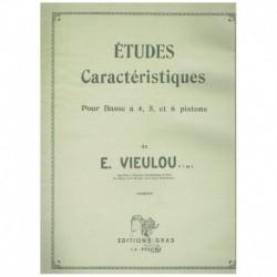 Vieulou. Estudios Caracteristicos (Tuba)