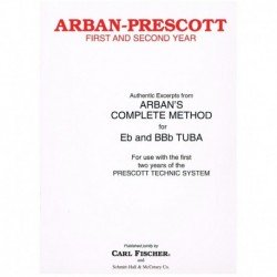 Arban/Prescott. Authentic...