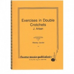 Arban Exercises in Double Crotchets (Adpt. Wesley Jacobs)