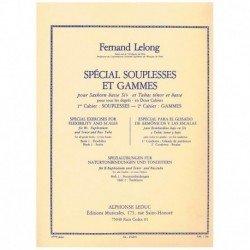Lelong, Fern Especial para el Glisado de Armonicos y las Escalas Vol.1. Glisa