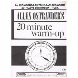 Ostrander. 20 Minute Warm-Up (Tuba)