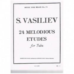Vasiliev, S. 24 Estudios...