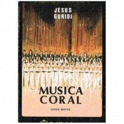 Guridi, Jesús. Música...