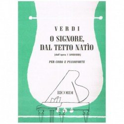 Verdi, Giuseppe. O Signore,...