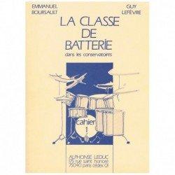 Boursault/Lefevre. La Clase...