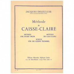 Delecluse, J Metodo de Caja