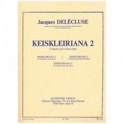Delecluse, J Keiskleiriana...