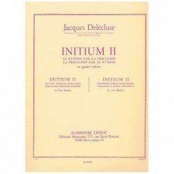Delecluse, J Initium 2. El...