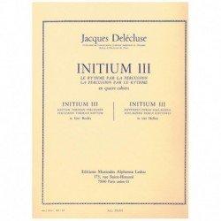Delecluse, J Initium 3. El...