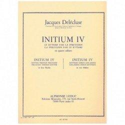 Delecluse, J Initium 4. El...