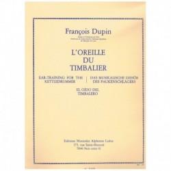 Dupin, Franç El Oido del Timbalero